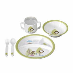 Set de melamina PUMPKIN GREEN Pumpkin